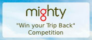 Mighty Win Your Trip Back Competition