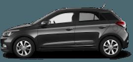 Avis Hyundai i20 5 Door Car Rental