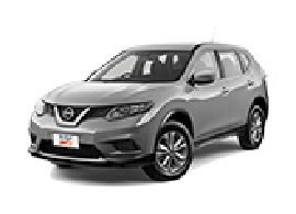 Budget Nissan X-Trail SUV Hire