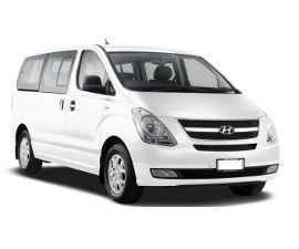 Dollar Hyundai Imax Passenger Van Rental