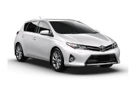 Europcar Toyota Corolla Car Rental