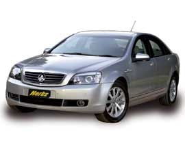 Hertz Holden Statesman Car Rental