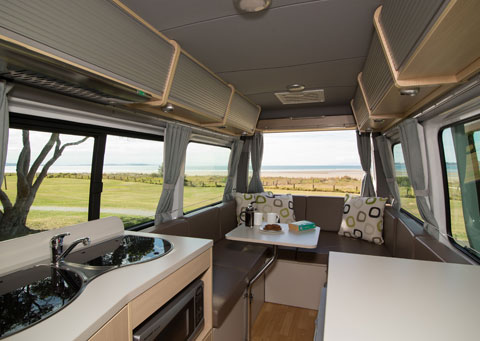 Kea Campers 2 Berth Campervan Hire In Australia With Drivenow