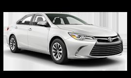 Redspot Toyota Camry Car Rental