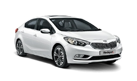 Redspot Kia Cerato Car Rental