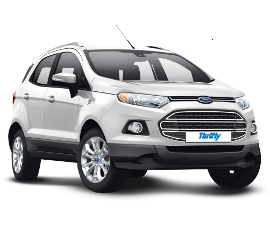 Ford EcoSport Car Hire