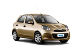 Thrifty Nissan Micra Car hire