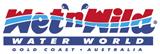 Wet'n'Wild Water World on the Gold Coast Logo
